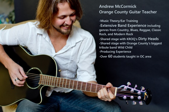 Contact:  mccormickguitarlessons@gmail.com714.955.3278